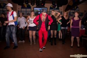 кафе где можно потанцевать