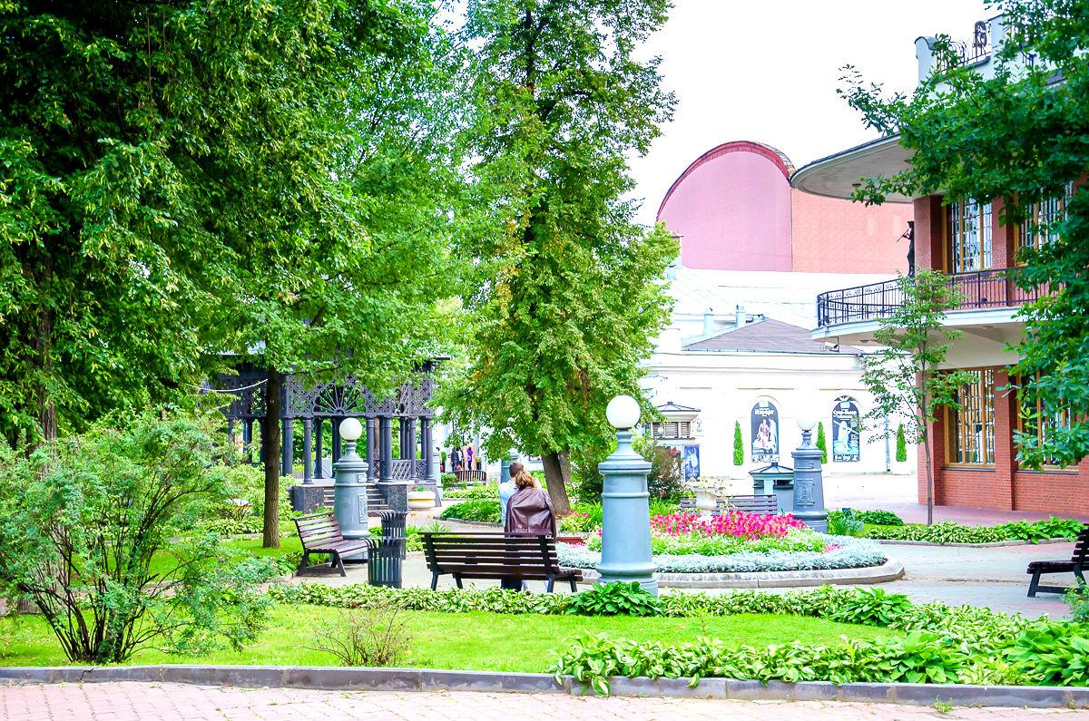 Самые красивые места для фотосессий в Москве  Сделай