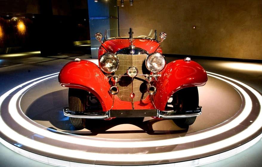 музей ретроавтомобилей в Москве